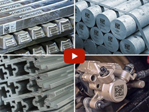 watch our webcast on laser permanent marking and traceability