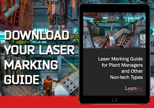Download your laser marking guide now