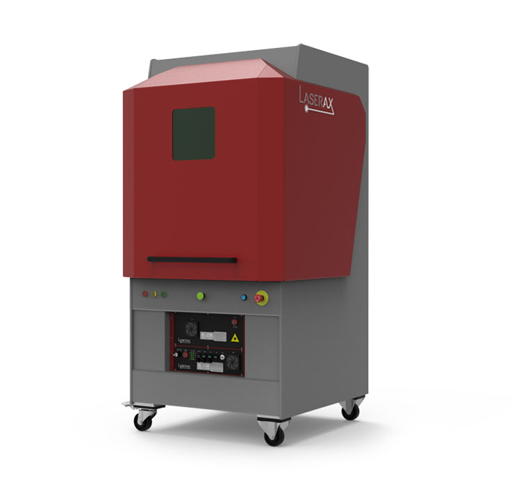 Flex Laser Marking Workstation