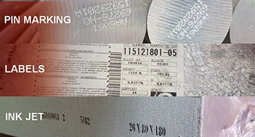 Laser Marking By Materials