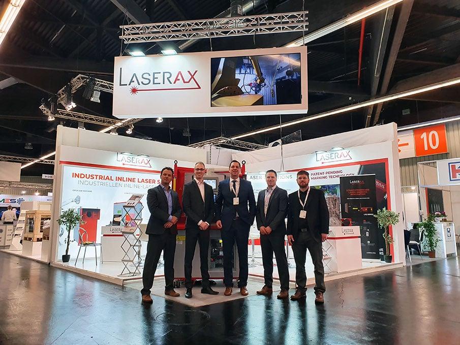 Laser Team EUROGUSS 2020