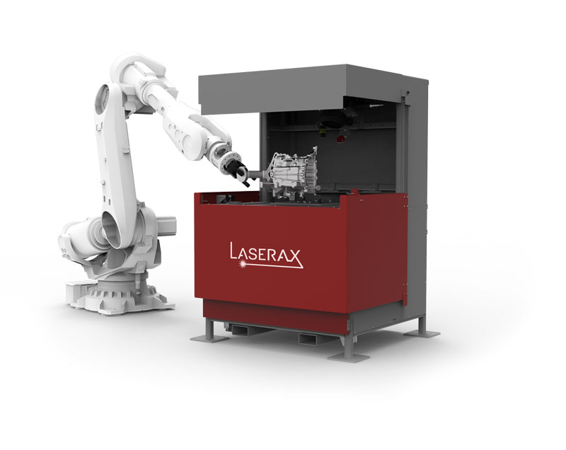 automated-door-laser-marking-machine