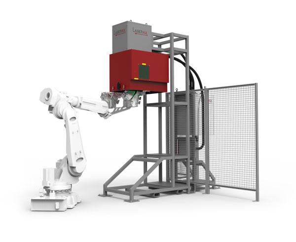 Open-Air Laser Machine (OAM) - Laserax
