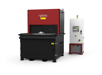 rotary laser cleaning machine