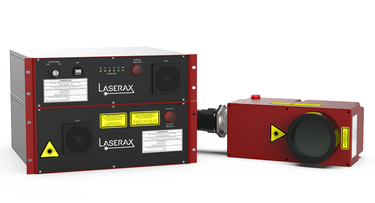3D Focus Fiber Laser Marking System (LXQ 3D)