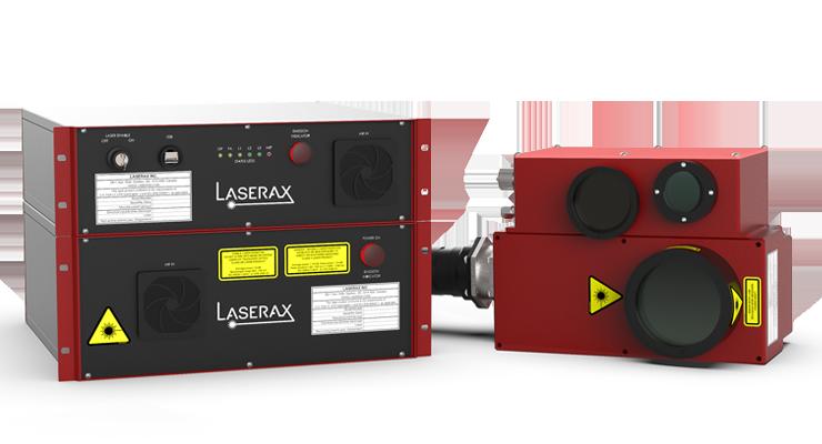 Marqueur laser à fibre 3D avec imagerie 3D - LXQ 3D Vision