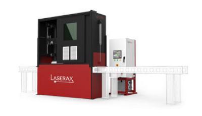 Förderband-Laserbeschriftungsmaschine