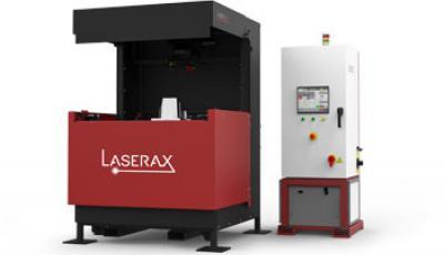 Laser-Reinigungsmaschine mit Automatisierter Tür