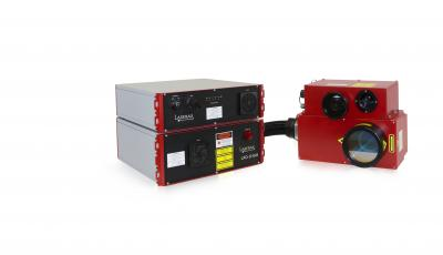 Laserax laser à fibre avec système de vision