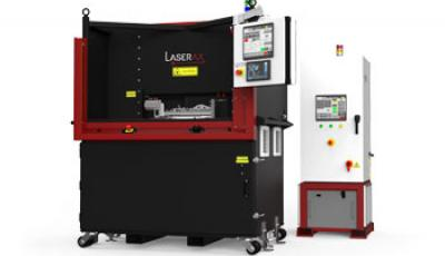 Rotary Laser cleaning Workstation