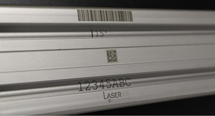 Applications laser pour l'industrie de  l'extrusion